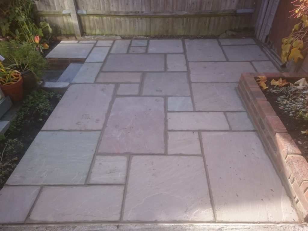 Bromley Patio Fitter