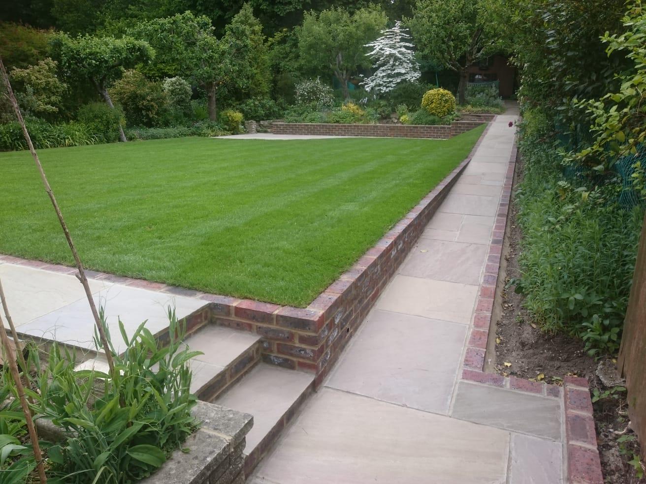 Selsons Landscape Garden Patio