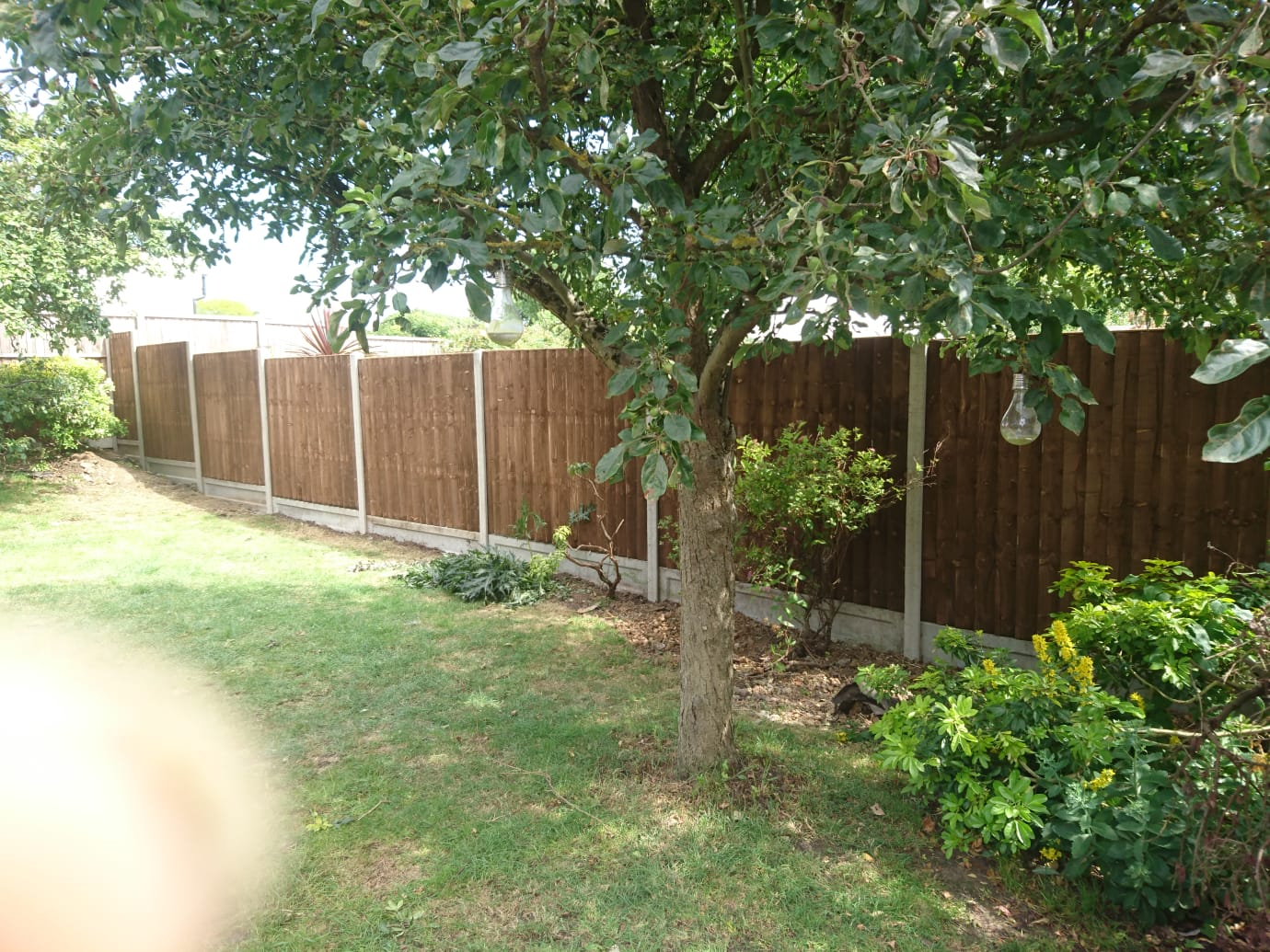 Fencing company in Eltham