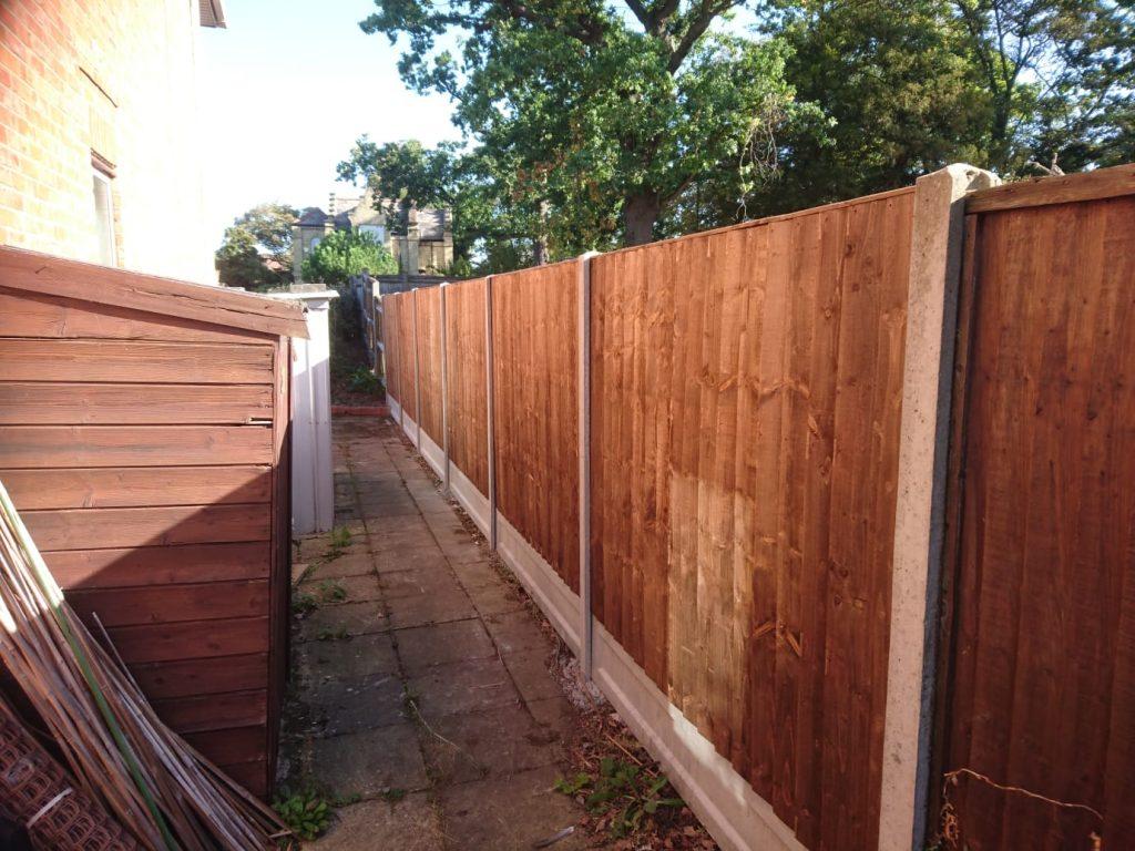 Chislehurst Fence Contractor