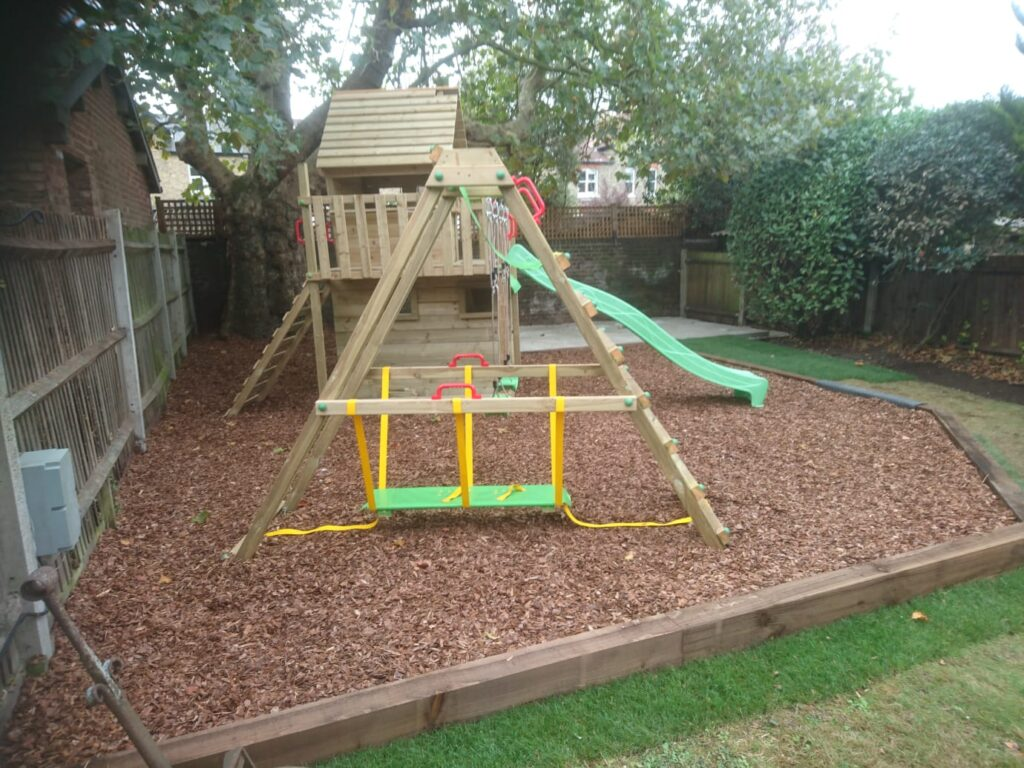 Childrens Play Area Builder