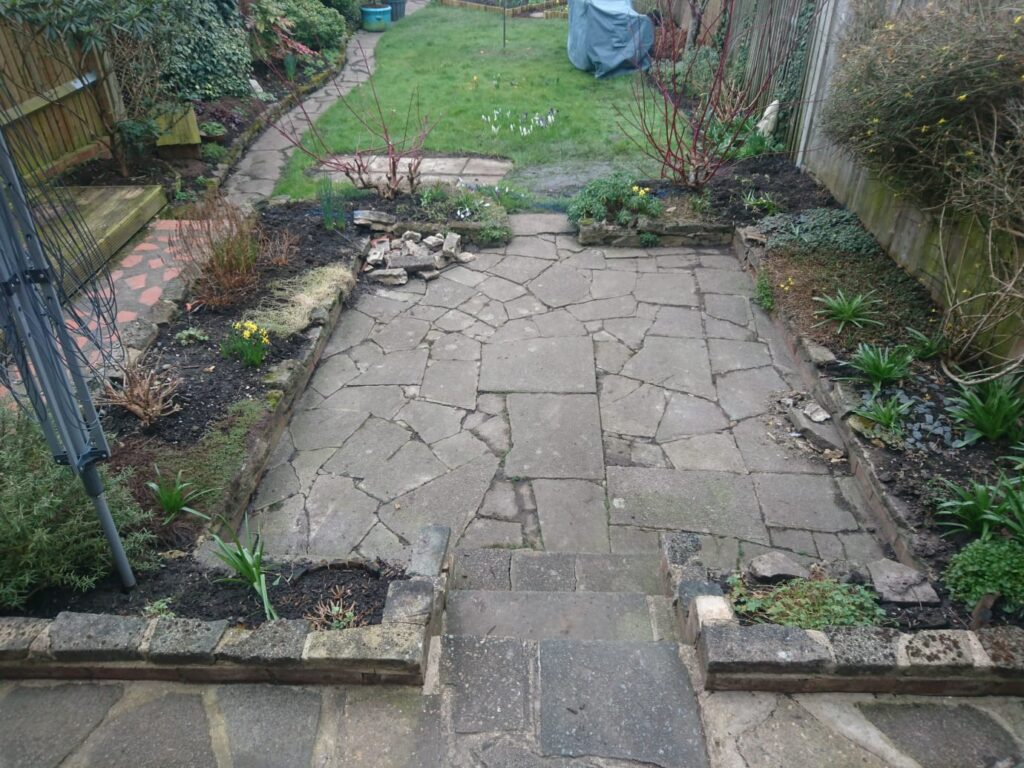 paving patio builder beckenham
