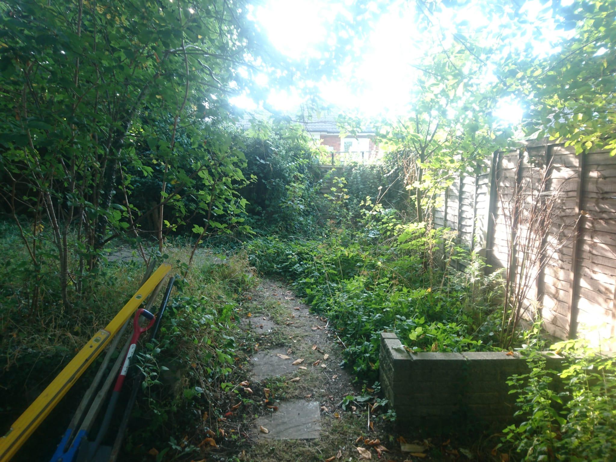 garden begoda fitter
