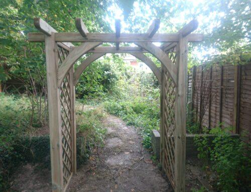 Garden Begoda Fitter Sanderstead Surrey